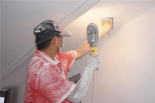 墙面刮腻子施工工艺