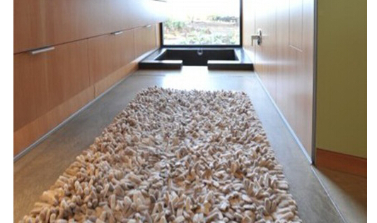 室内地毯选取的讲究?
